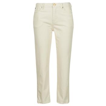 Υφασμάτινα Γυναίκα Skinny Τζιν  Pepe jeans DION 7/8 Ecru