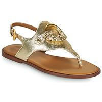 Παπούτσια Γυναίκα Σανδάλια / Πέδιλα See by Chloé HANA SB36131 Gold