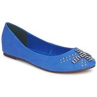 Παπούτσια Γυναίκα Μπαλαρίνες Friis & Company SISSI μπλέ