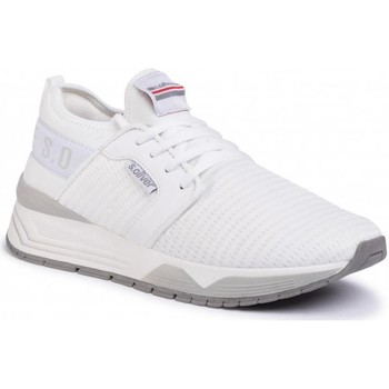 Xαμηλά Sneakers S.Oliver White Flat Shoes [COMPOSITION_COMPLETE]