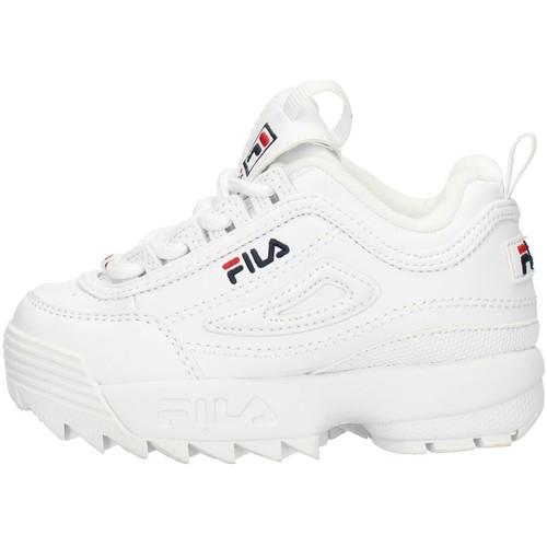 Παπούτσια Χαμηλά Sneakers Fila 7FM00038 White