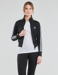 Υφασμάτινα Γυναίκα Σπορ Ζακέτες adidas Originals FIREBIRD TT PB Black