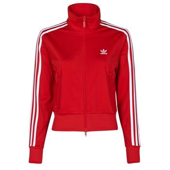 Υφασμάτινα Γυναίκα Σπορ Ζακέτες adidas Originals FIREBIRD TT PB Red