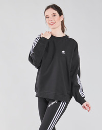 Υφασμάτινα Γυναίκα Φούτερ adidas Originals OS SWEATSHIRT Black