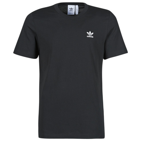 Υφασμάτινα Άνδρας T-shirt με κοντά μανίκια adidas Originals ESSENTIAL TEE Black