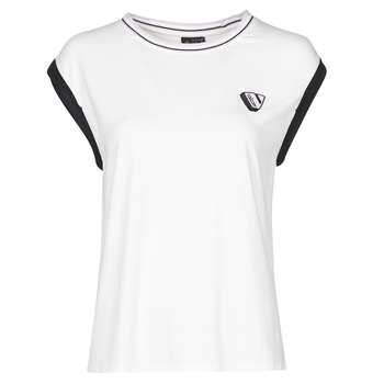 Υφασμάτινα Γυναίκα Αμάνικα / T-shirts χωρίς μανίκια Volcom SIIYA KNIT TOP Άσπρο