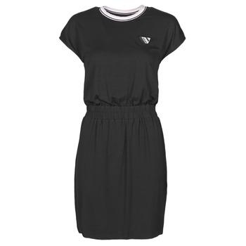 Υφασμάτινα Γυναίκα Κοντά Φορέματα Volcom SIIYA DRESS Black