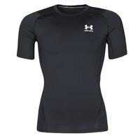 Υφασμάτινα Άνδρας T-shirt με κοντά μανίκια Under Armour UA HG ARMOUR COMP SS Black