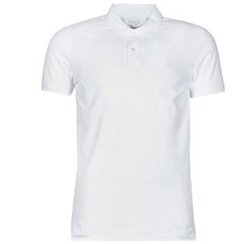 Υφασμάτινα Άνδρας Πόλο με κοντά μανίκια  Esprit COO N PI PO SS Άσπρο