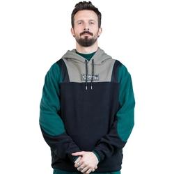 Υφασμάτινα Άνδρας Φούτερ Sergio Tacchini Sweatshirt  Bliss noir/gris/vert