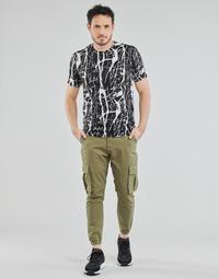 Υφασμάτινα Άνδρας Παντελόνια Πεντάτσεπα Yurban OUNERI Kaki