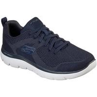 Παπούτσια Άνδρας Χαμηλά Sneakers Skechers BRISBANE 232057 Μπλέ