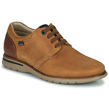 Παπούτσια Άνδρας Derby CallagHan PARKLINE Brown