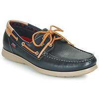Παπούτσια Άνδρας Μοκασσίνια CallagHan EAU Μπλέ