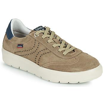 Xαμηλά Sneakers CallagHan RED ΣΤΕΛΕΧΟΣ: Δέρμα & ΕΠΕΝΔΥΣΗ: Ύφασμα & ΕΣ. ΣΟΛΑ: Ύφασμα & ΕΞ. ΣΟΛΑ: Συνθετικό