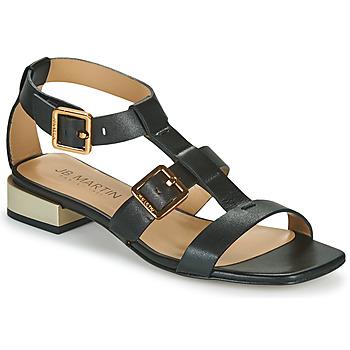 Παπούτσια Γυναίκα Σανδάλια / Πέδιλα JB Martin HARIA Black