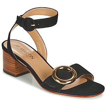 Παπούτσια Γυναίκα Σανδάλια / Πέδιλα JB Martin OLAK Black