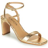 Παπούτσια Γυναίκα Σανδάλια / Πέδιλα JB Martin 1DITA Gold