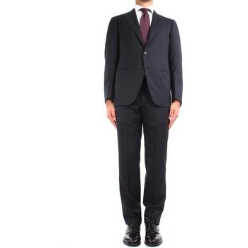 Υφασμάτινα Άνδρας Κοστούμια Cesare Attolini AUS30PUZ3APWA02 Blue