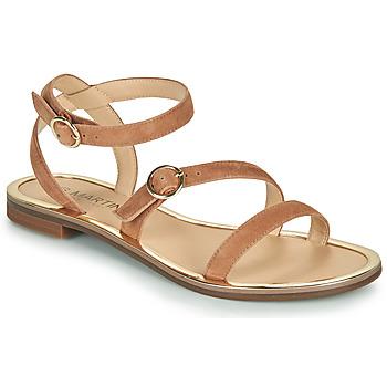 Παπούτσια Γυναίκα Σανδάλια / Πέδιλα JB Martin 1GILANA Brown