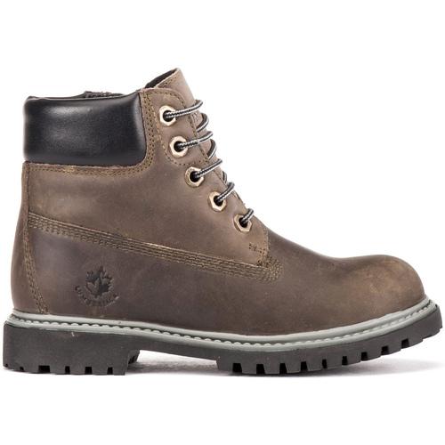 Παπούτσια Παιδί Μπότες Lumberjack SB00101 016 H01 καφέ