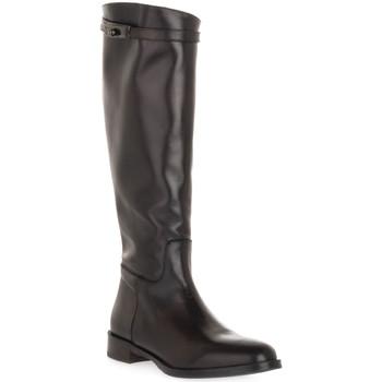 Παπούτσια Γυναίκα Μπότες για την πόλη Priv Lab MORO NATURE Marrone