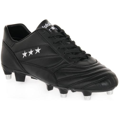 Παπούτσια Άνδρας Ποδοσφαίρου Pantofola d'Oro ALLORO CANGURO SG MIXED Nero
