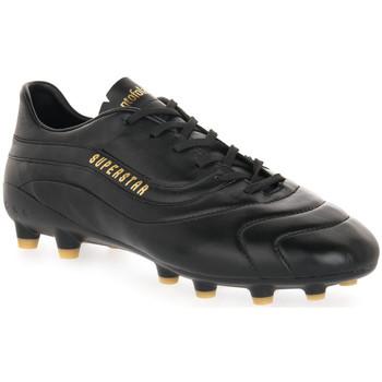 Ποδοσφαίρου Pantofola d'Oro SUPERSTAR LC CANGURO NERO PU