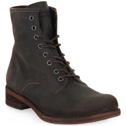 Παπούτσια Άνδρας Μπότες Felmini NOUMERAT TOPO Grigio