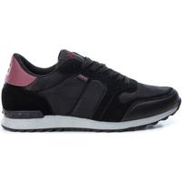 Παπούτσια Άνδρας Χαμηλά Sneakers Xti 49226 NEGRO Negro