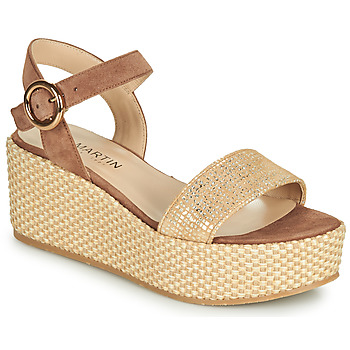 Παπούτσια Γυναίκα Σανδάλια / Πέδιλα JB Martin 1CORSO Brown