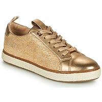 Παπούτσια Γυναίκα Χαμηλά Sneakers JB Martin 1INAYA Gold