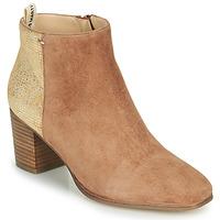 Παπούτσια Γυναίκα Μπότες για την πόλη JB Martin 1LILOSI Brown