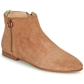Παπούτσια Γυναίκα Μπότες για την πόλη JB Martin 2ACANO Brown