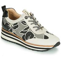 Παπούτσια Γυναίκα Χαμηλά Sneakers JB Martin 4CASSIE Grey / Black