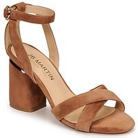Παπούτσια Γυναίκα Σανδάλια / Πέδιλα JB Martin KIMOE Brown