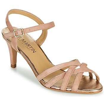 Παπούτσια Γυναίκα Μπαλαρίνες JB Martin PIRIA Ροζ