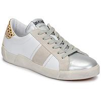 Παπούτσια Γυναίκα Χαμηλά Sneakers Meline NK1381 Άσπρο / Beige