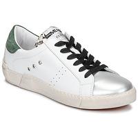 Παπούτσια Γυναίκα Χαμηλά Sneakers Meline NKC1392 Άσπρο / Green