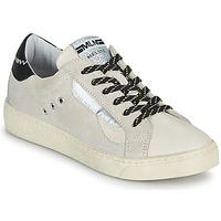 Παπούτσια Γυναίκα Χαμηλά Sneakers Meline CAR139 Beige / Black