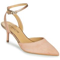Παπούτσια Γυναίκα Σανδάλια / Πέδιλα JB Martin TWISTO Brown