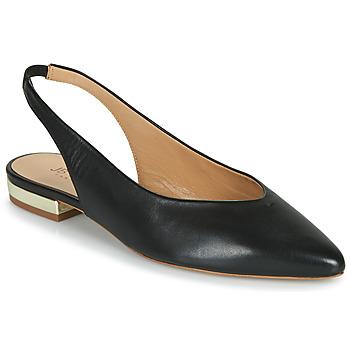 Παπούτσια Γυναίκα Μπαλαρίνες JB Martin VELANI Black