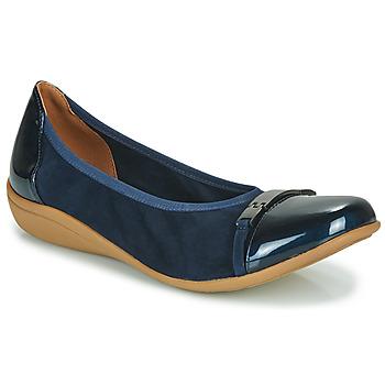 Παπούτσια Γυναίκα Μπαλαρίνες Sweet CLAMS Marine