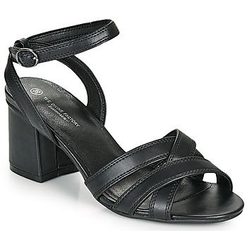 Παπούτσια Γυναίκα Σανδάλια / Πέδιλα The Divine Factory LS2115 Black