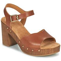 Παπούτσια Γυναίκα Σανδάλια / Πέδιλα Unisa TACO Camel