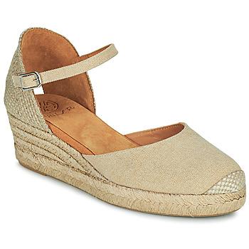 Παπούτσια Γυναίκα Σανδάλια / Πέδιλα Unisa CISCA Beige