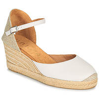 Παπούτσια Γυναίκα Σανδάλια / Πέδιλα Unisa CACERES Άσπρο