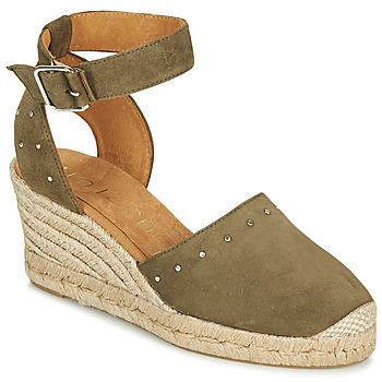 Παπούτσια Γυναίκα Σανδάλια / Πέδιλα Unisa CLIVERS Kaki