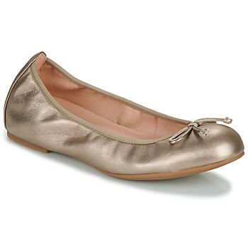 Παπούτσια Γυναίκα Μπαλαρίνες Unisa ACOR Champagne