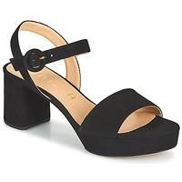 Παπούτσια Γυναίκα Σανδάλια / Πέδιλα Unisa NENES Black